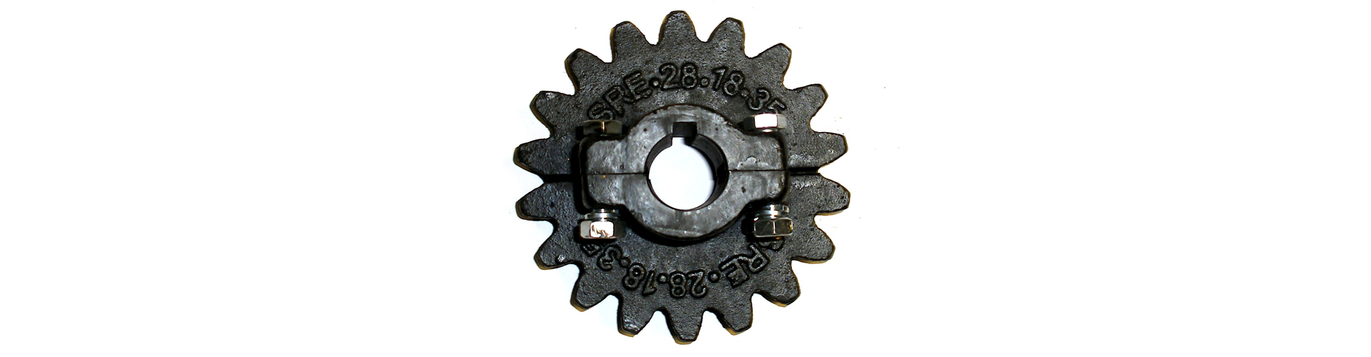 Reekie Cast Cross Conveyor Sprocket