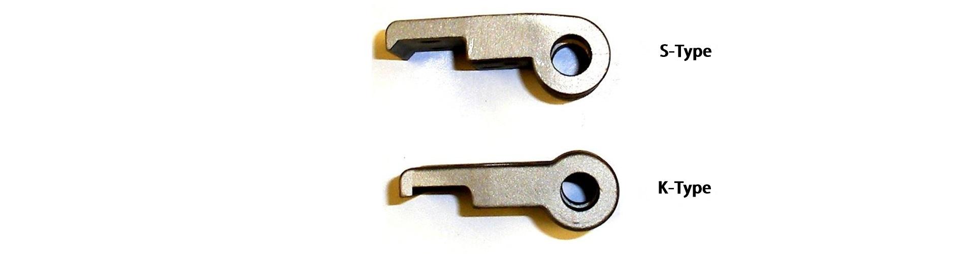 S-Type vs K-Type